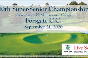 10th Super Senior Championship Live Scoring
