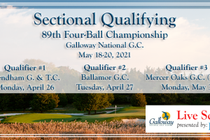 89th Four-Ball Qualifying Live Scoring