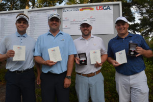 Maryland's Sovero and Grady take medal in U.S. Four-Ball Qualifying; NJ duo of Brown and Barron Advance
