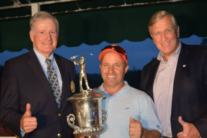 Fioretti Wins Senior Amateur; Stark Takes Super-Senior