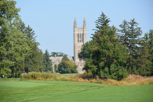 Lewis, Blumenfeld share lead at 61st Senior Amateur Championship at Springdale G.C.