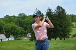 Harcourt's three-under 67 earns medalist honors at Open qualifier at Essex Fells