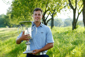 Dawson Jones sets scoring record in winning his second Amateur championship
