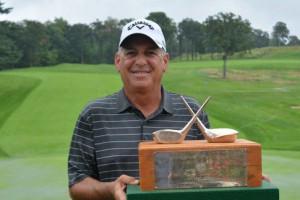 Esposito Wins His Third Senior Open