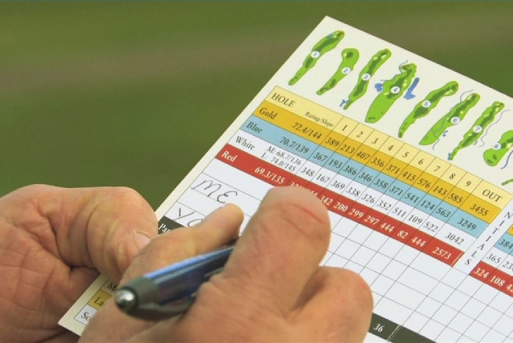 Score Posting & Handicap Lookup