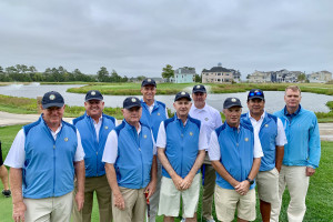 31st Senior Challenge Matches underway at The Peninsula in Delaware