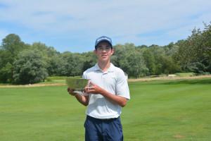 Thomas O'Neill of Hackensack Wins 99th W.Y. Dear Junior Championship