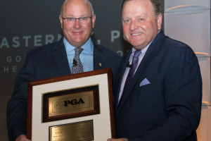 Dan Pasternak of Essex Fells Receives PGA's Highest Honor