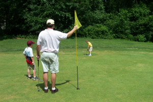 Fathers & Golf: Stories from around New Jersey