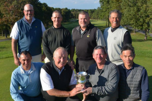 Royce Brook G.C. wins NJSGA Senior Interclub title
