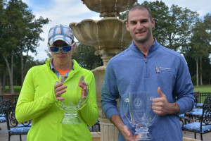 Perrotta, Griffith Victorious at Tournament of Club Champions