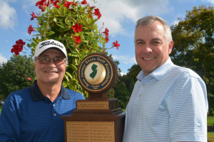 Mercer Oaks Duo Wins Senior Four-Ball Championship