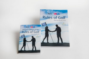 Golf's Modernized Rules & New Player's Edition Published