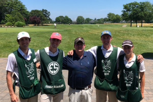 Caddie Scholarship Success Story: Spring Lake's Aidan Martin