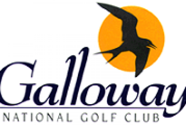 Galloway National G.C. Logo