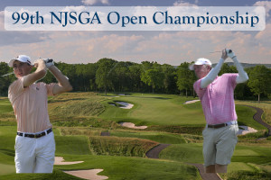 Amateurs Harcourt & Muehr lead NJSGA Open; Round 1 Suspended
