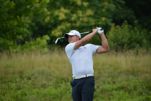 Rain halts Amateur Championship; Jones remains atop Leaderboard