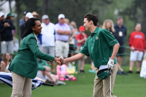Strong Showing for Locals at Drive, Chip and Putt Finals