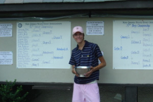 Andruskevich Takes Junior Title, Corbo Boys Title