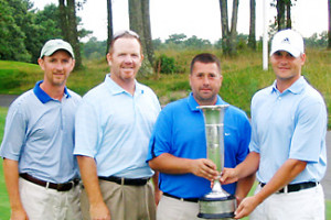 Newcomers Triumph At Four Ball Championship