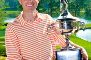 Gaffney Conquers The Open