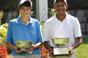NJSGA Junior & Boys' Championships: Newcomers Victorious