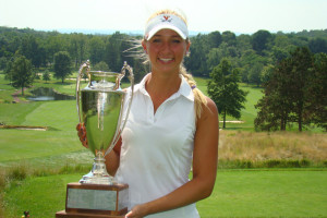 Alexandra Hershberger Defeats Cindy Ha, 4 And 3, To Win 87th Women's Amateur