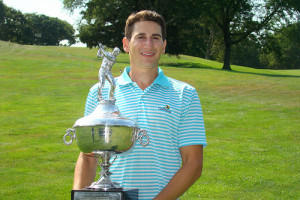 Amateur Benjamin Smith Wins 92nd State Open By One Shot Over Handley & Britton