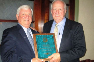 Baltusrol Golf Club 2012 Caddie Scholarship Club Of The Year