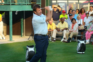 Faldo Clinic Energizes Galloping Hill, Future Site Of NJSGA Headquarters