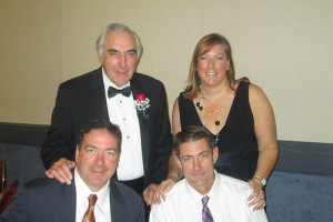 John Murray, Former NJSGA President, Inducted Into Newark Hall Of Fame