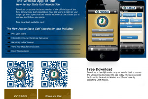 NJSGA Goes Mobile With Apps For Ghin
