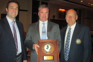 Ryan Mccormick, Baltusrol Golf Club, Feted At 2012 Celebration Of Golf