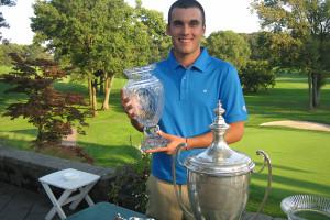 Ryan Mccormick, Off His Historic Season, Is 2012 NJSGA Player Of The Year
