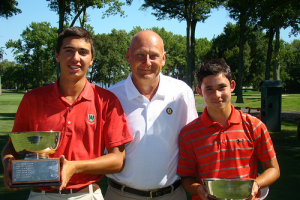 Ryan Rose Wins 91st Billy Y. Dear Junior Championship At Rumson Cc; Newhouse Is Boys Champion