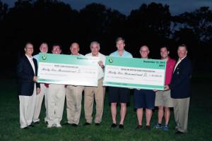 Spring Lake Caddie Reunion Boosts Njsga, Club Scholarships
