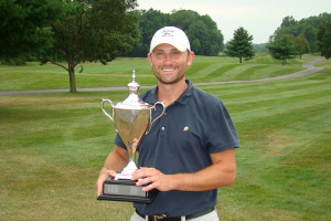 Vanhyning Rallies From 9-stroke Deficit To Win 8th Men's Public Links In Playoff