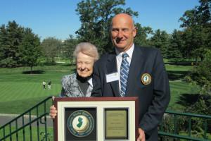 Volunteer Of Year Award Named For Honey Gantner