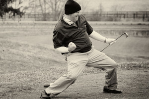 Warm Winter Brings Out Golfers