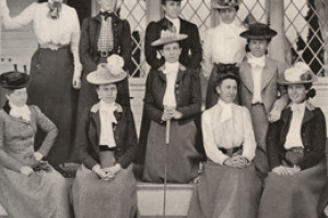 Way Back When, Every Day Was Ladies Day At Morris County G.C.