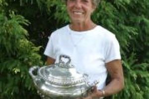 Mary Eichhorn (1948-2013), 1999 NJSGA Women's Amateur Champion