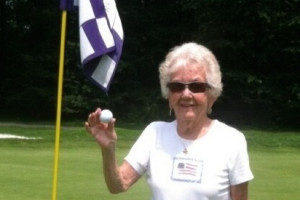 'divine' Hole-in-one For Jean Giuliano, 91, Of Fairmount
