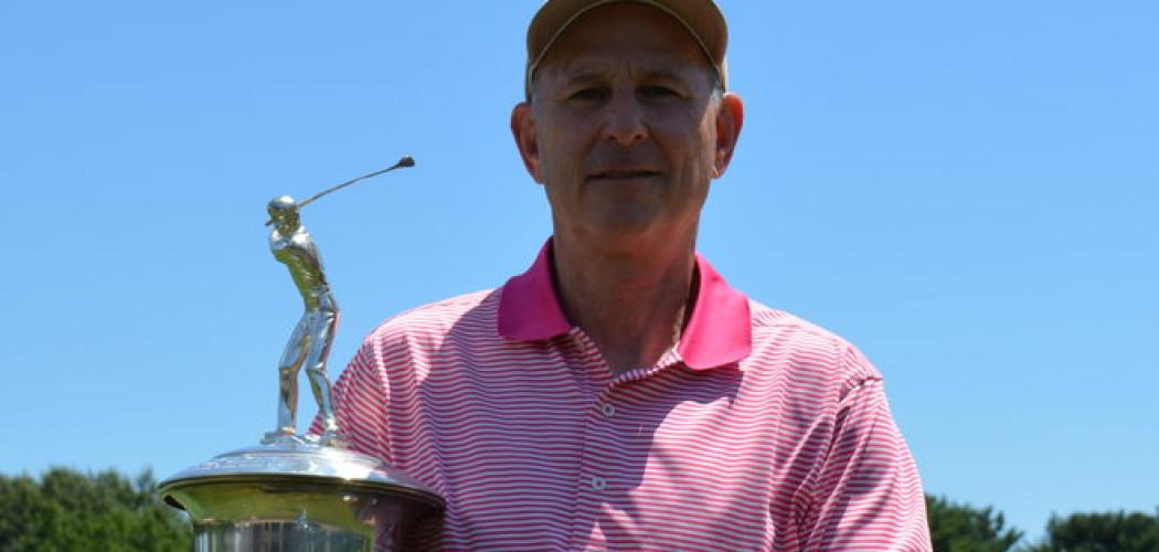 Blumenfeld Wins Senior Amateur 2nd Time