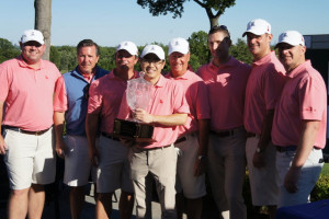 Arcola C.C. Wins Hoffman Cup On Home Course