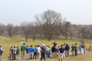 Beginner Caddies Attend Training At Two NJ Country Clubs