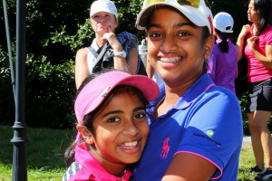 Ganne Sisters Advance To Drive, Chip, Putt Finals In Augusta