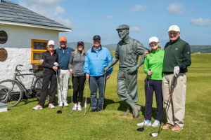 N.J. Families Enjoy Father-daughter Invitational In Ireland