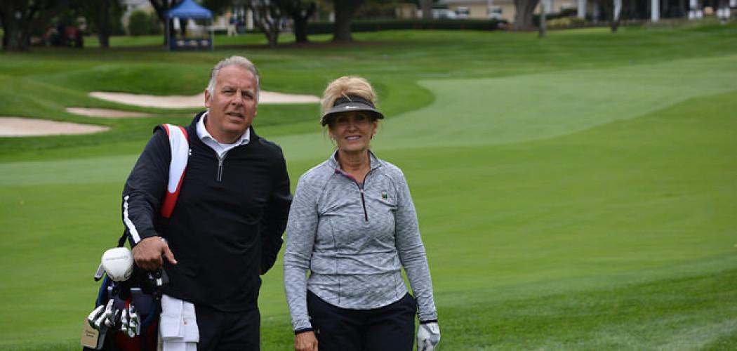 NJSGA Champ Fran Gacos & Husband Coach Teams At Hunterdon