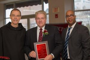 NJSGA President Dan Meehan Honored By St. Benedict's Prep
