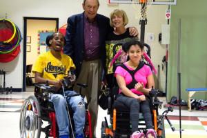 NJSGA Youth Foundation Grant Brings Golf  To Horizon High School